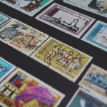 cost of a postage stamp book